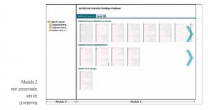 screenprint METS-viewer module 2